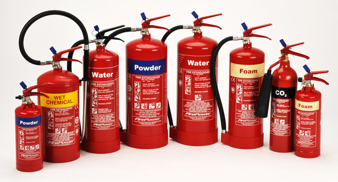 Which FIre Extinguisher Should I Use?
